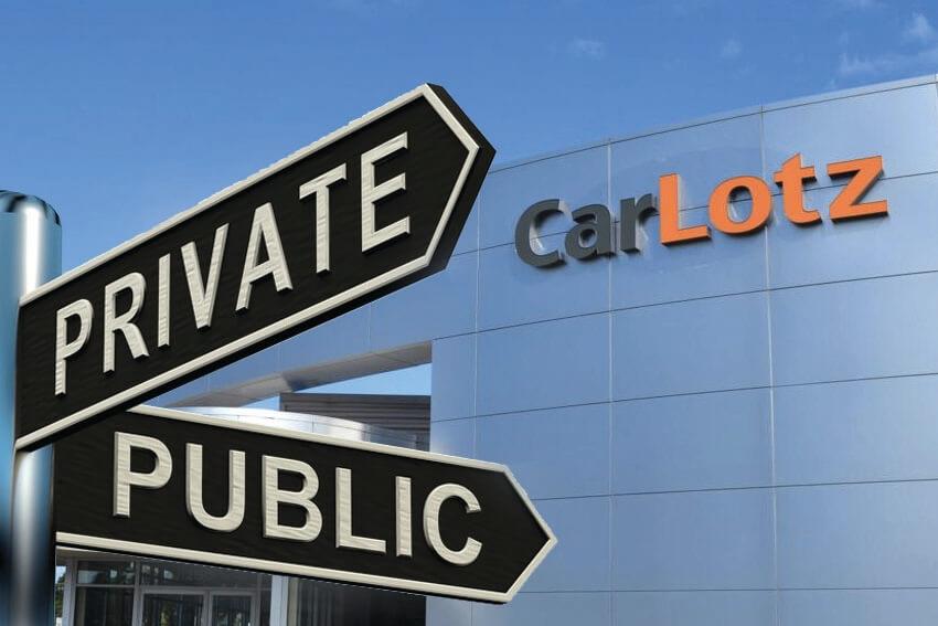 CarLotz Going Public