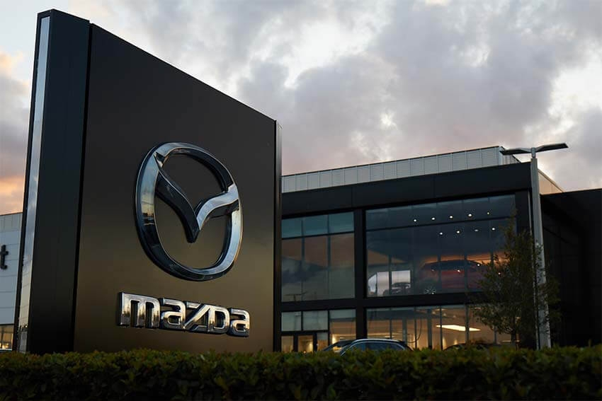 Mazda CPO Sales Rise