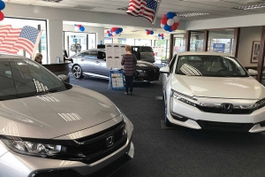 American Honda Tops 114,000 June Sales