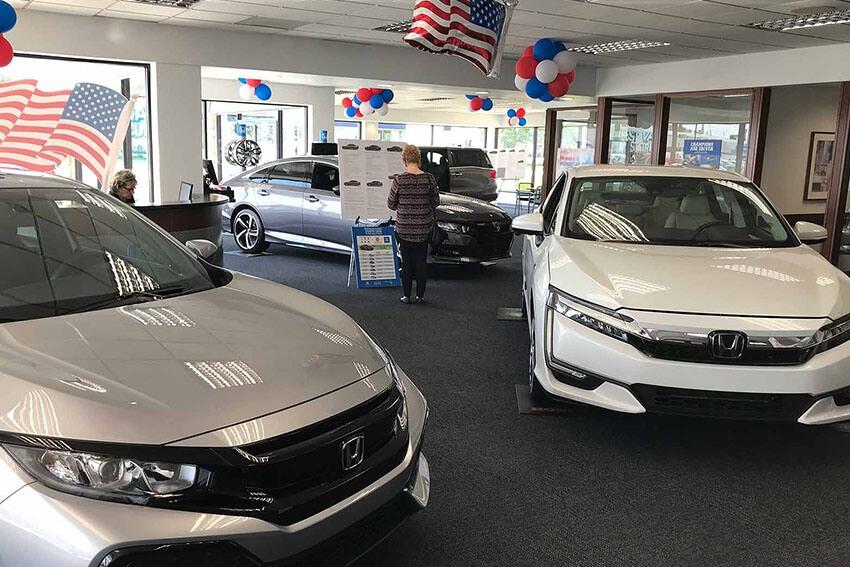 American Honda Tops 114,000 June Sales