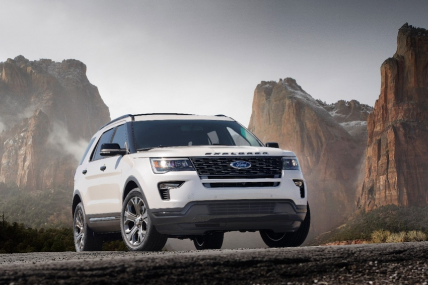 Ford Explorer Recall for Loose Rail Roof Covers Starts in June