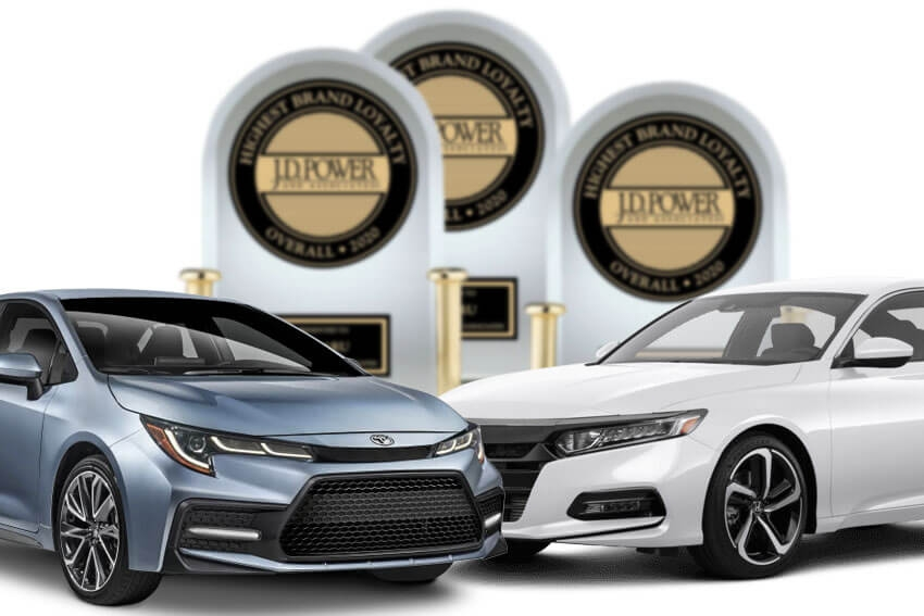 Honda, Toyota Top Resale Value Awards
