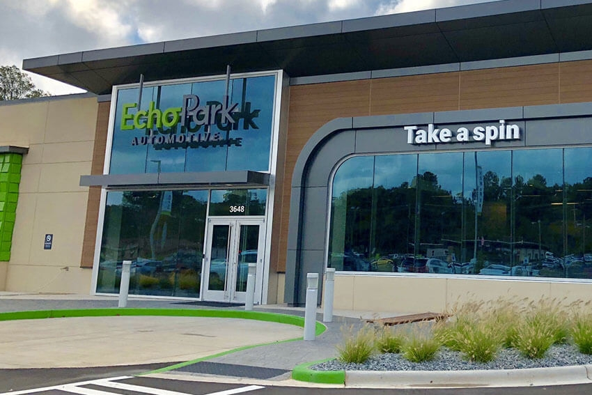 Sonic Opens EchoPark Store in Georgia