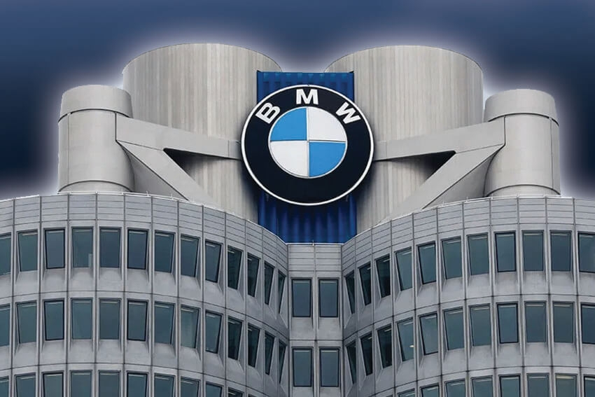 BMW Sales Fall in Q3