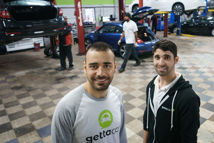 Gettacar Gets Funding