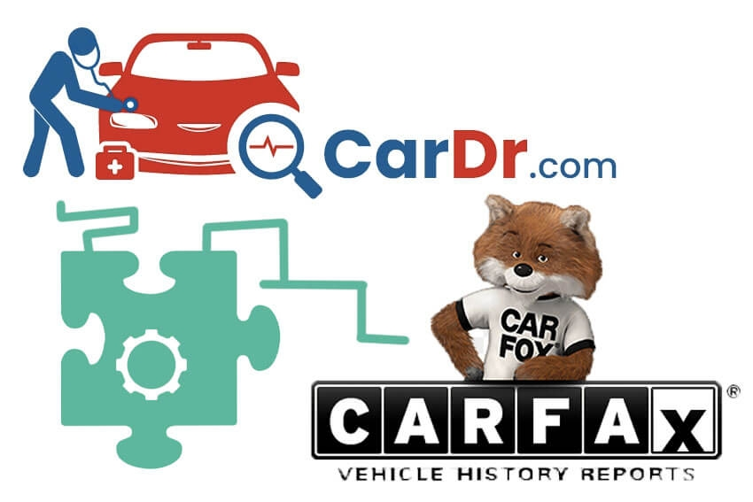 CarDR Integrates with Carfax