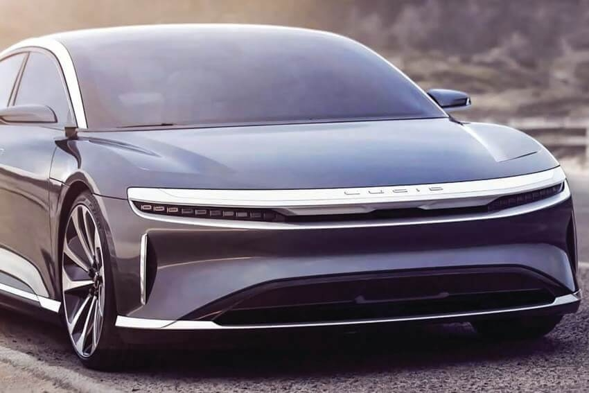 Lucid Motors Unveils EV Models