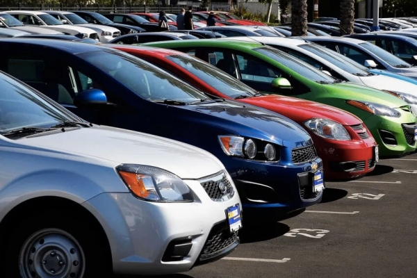 Used Car Prices Rise