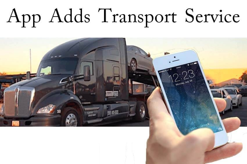 App Adds Transport Service