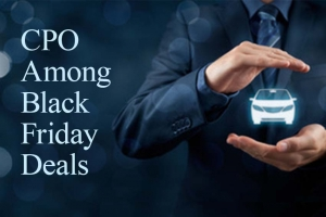 CPO Among Black Friday Deals