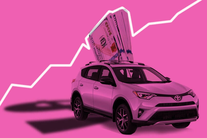 Auto Loan Default Rate Drops
