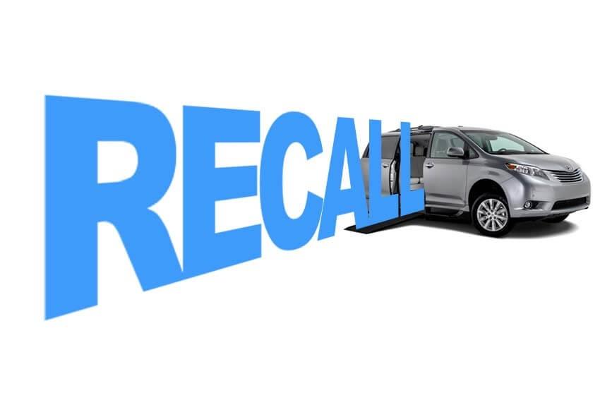 Firm Recalls Converted Vans
