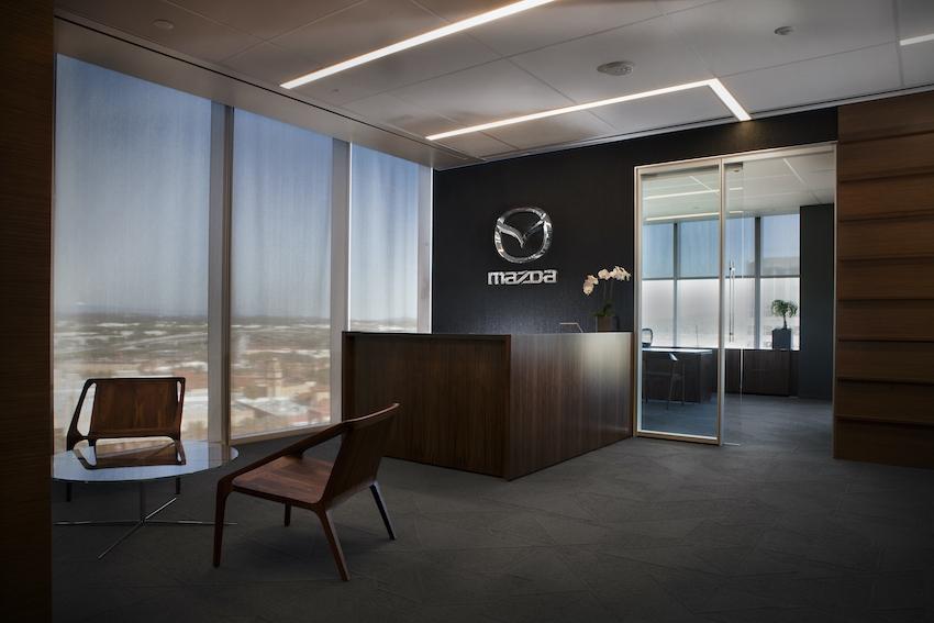 Mazda Appoints CFO