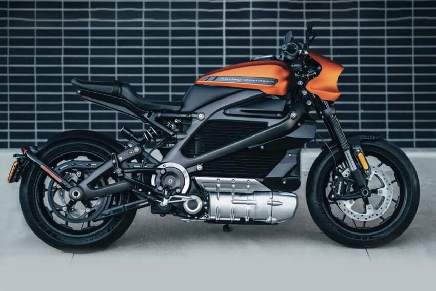 Harley-Davidson Launches EV Brand