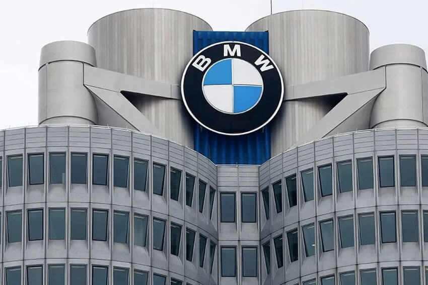 BMW Sales Fall