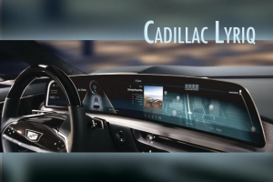 Cadillac Debuts All Electric Lyriq