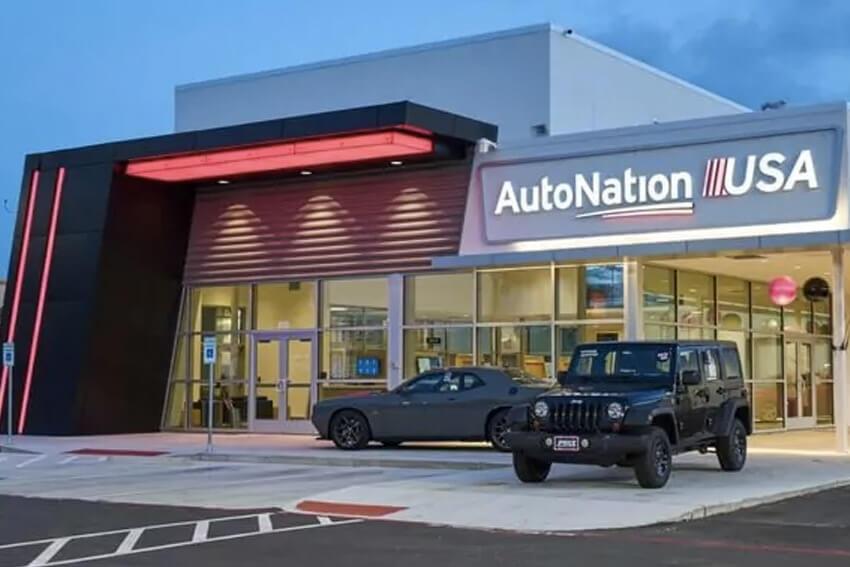 AutoNation Reports 1Q Results