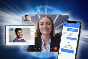 Firm Offers Video Conferencing