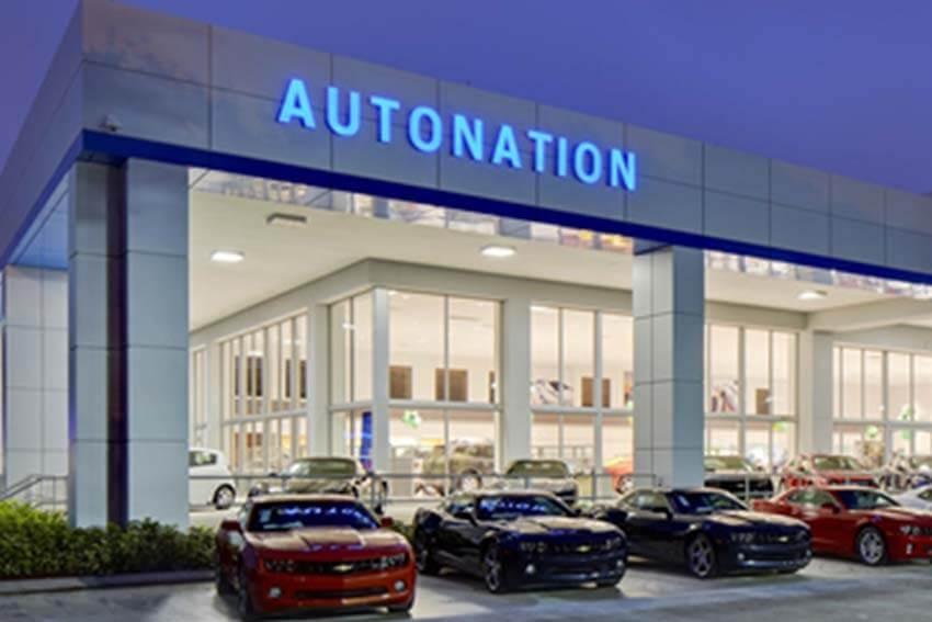 AutoNation Reports Q1
