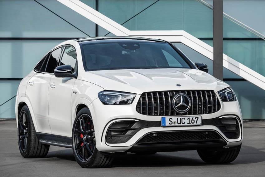 Mercedes-Benz Reports Q2 Sales