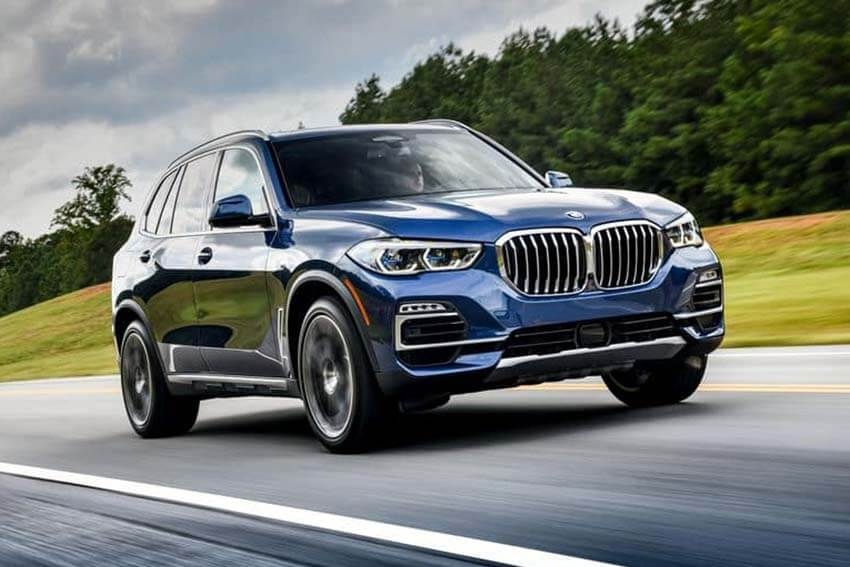 BMW Tops Luxury List