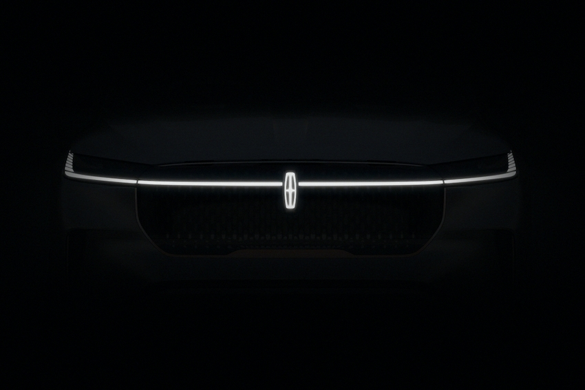 Lincoln's Fully Electric SUV Coming in 2022
