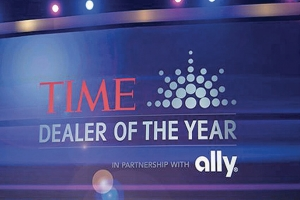 Ally, TIME Announce Dealer Nominees