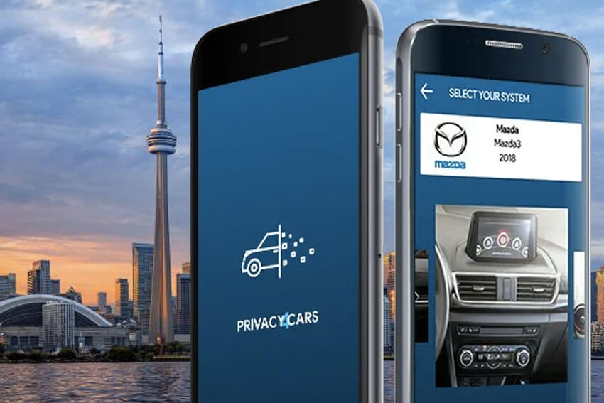 Privacy4Cars Expands into Canada