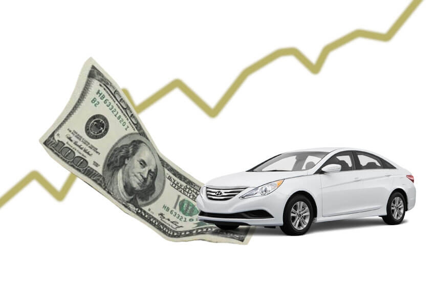 Average Used Prices Top $25,000