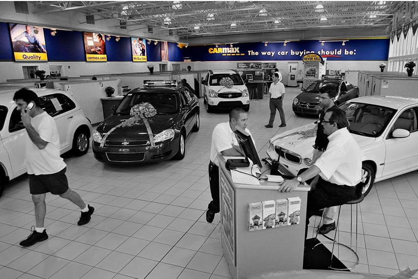 CarMax Reports Record Year