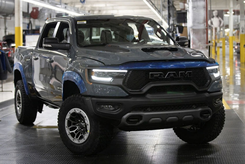 Press Group Names Truck of the Year