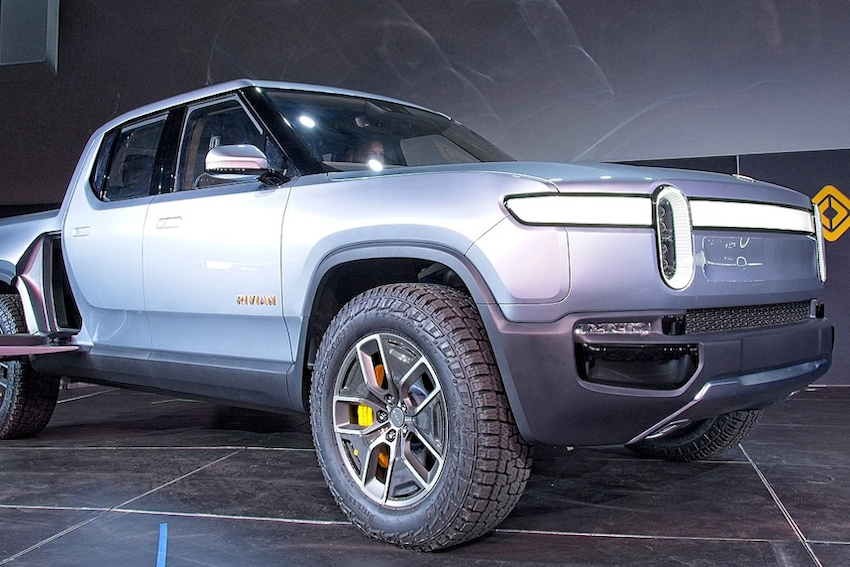 Rivian Announces New Assembly Plant Ahead of IPO