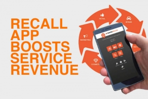 Recall App Boosts Service Revenue