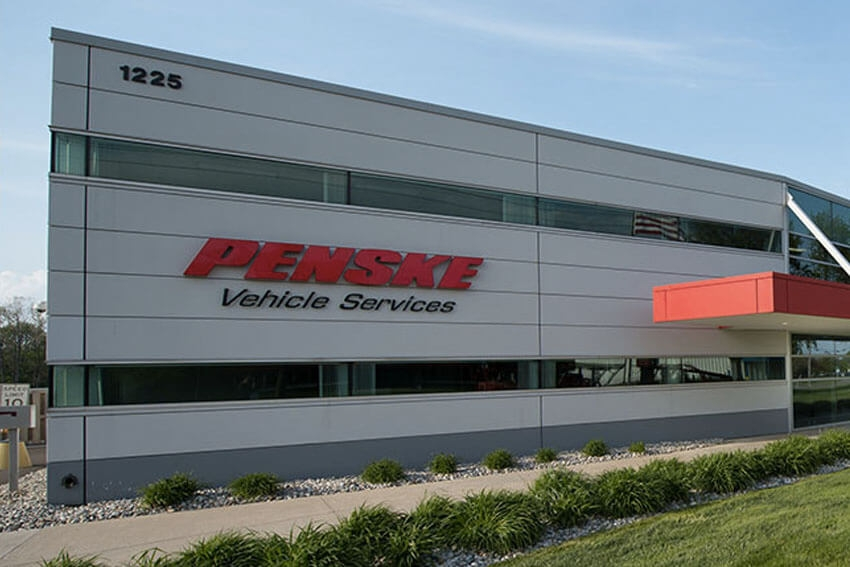 Penske Reports Best 1Q in History