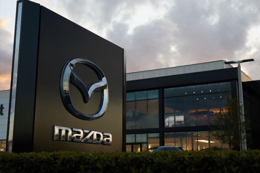 Mazda Marks 100th Anniversary