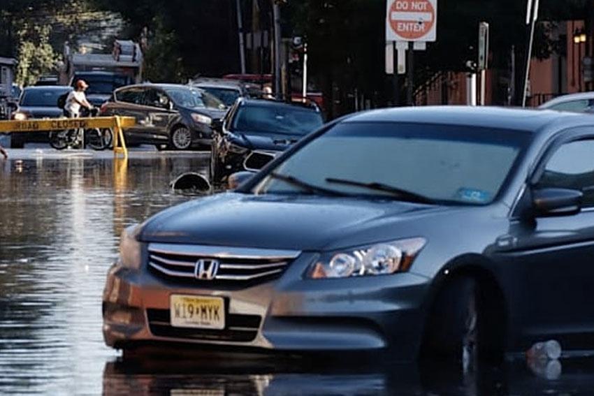 Carfax: Ida Damaged 212,000 Cars