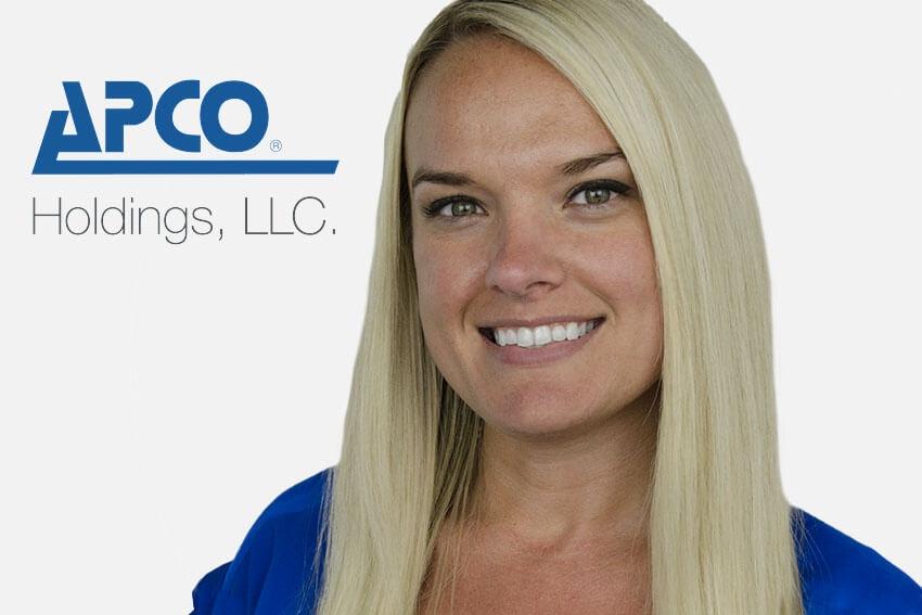 APCO Holdings Announces Promotion
