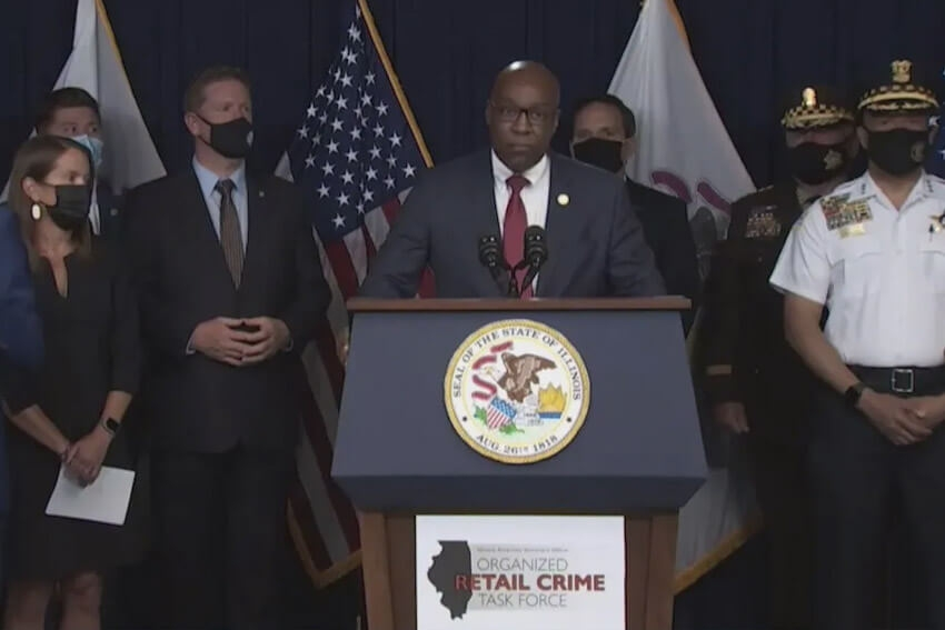 State AG Charges Six in Car Theft Scheme