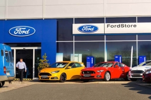 Ford Receives Efficiency Award