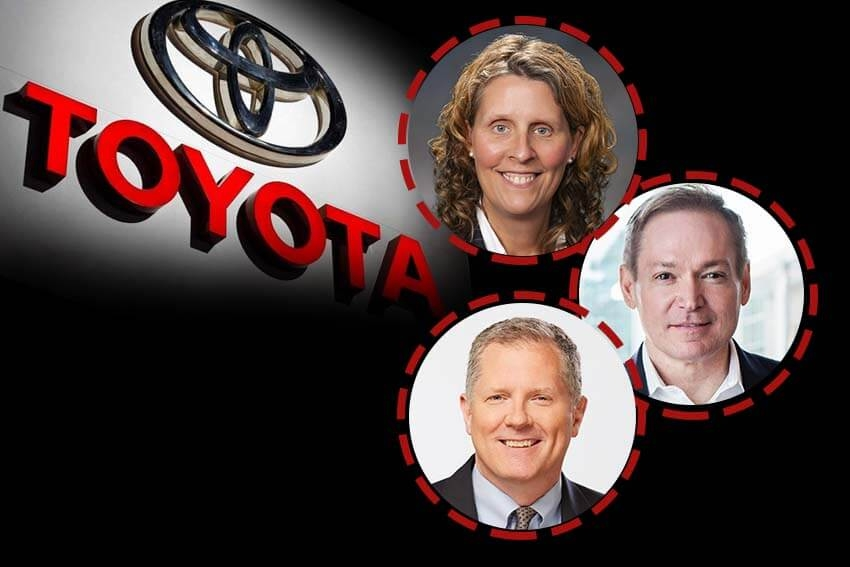 Toyota Makes Changes