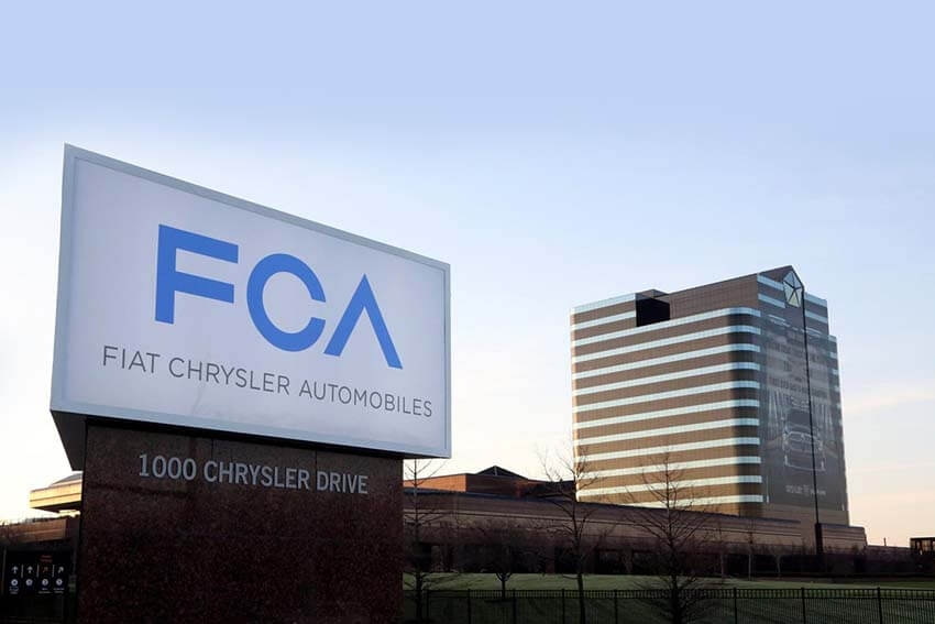 FCA: Stay Off Road