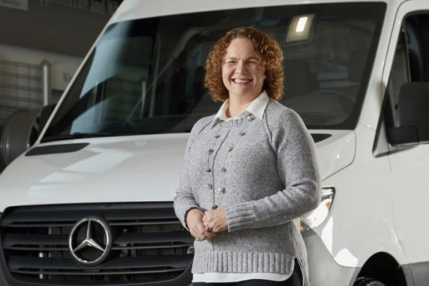 Mercedes-Benz Appoints VP