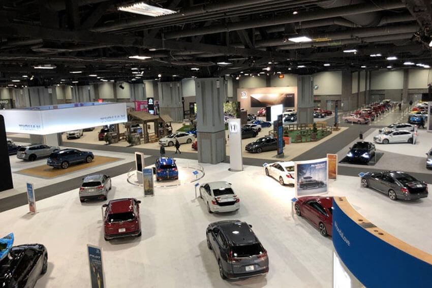Washington D.C. Auto Show Postponed