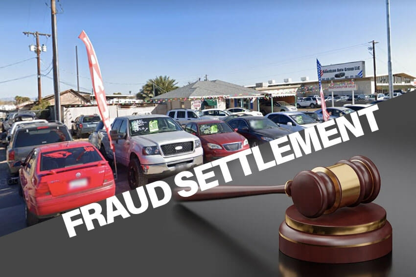 State Settles Fraud Case with Dealer