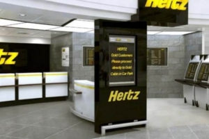 Hertz Reports 1Q Results