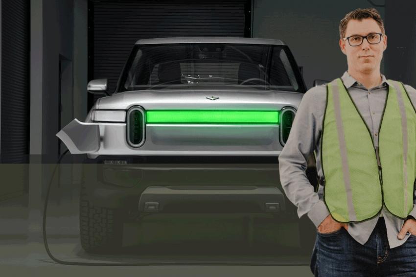 EV Start-Up Rivian Nears IPO
