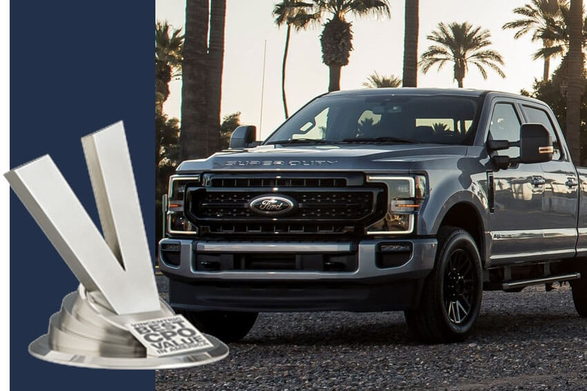 Ford Wins CPO Awards