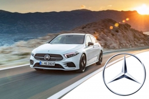 Mercedes Reports Sales Dip