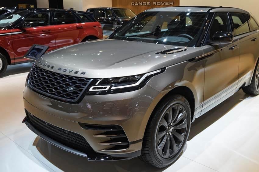 Land Rover Announces Recall