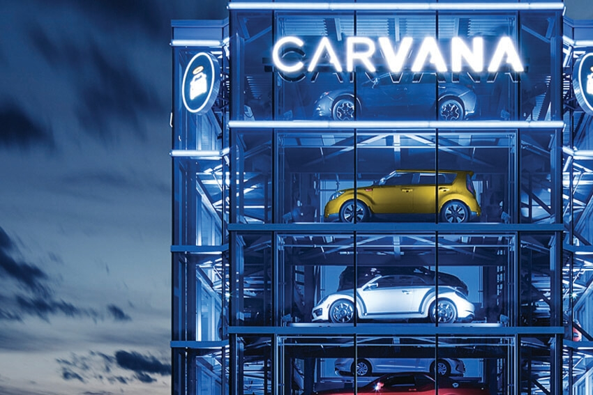 Carvana Announces Senior Notes Offering